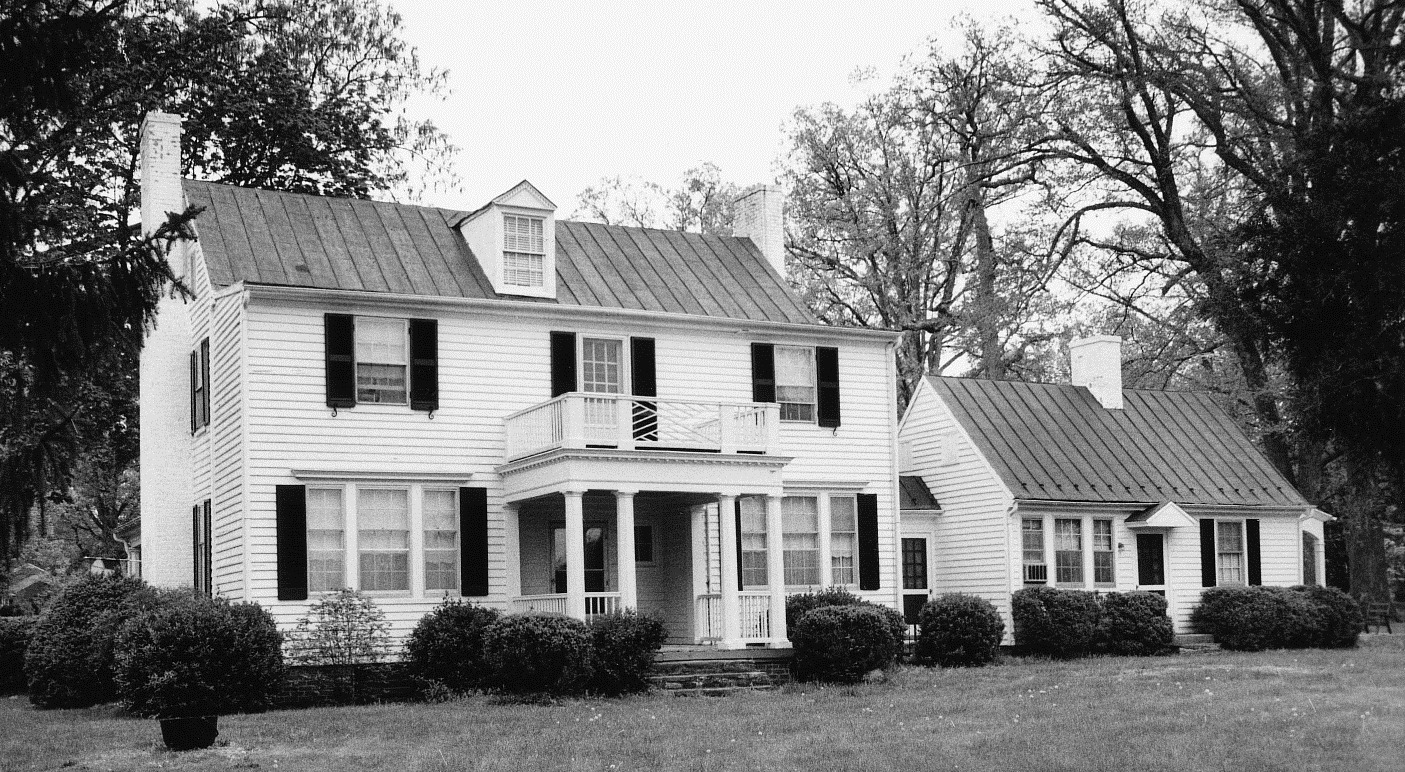 Richlands, built ca. 1827