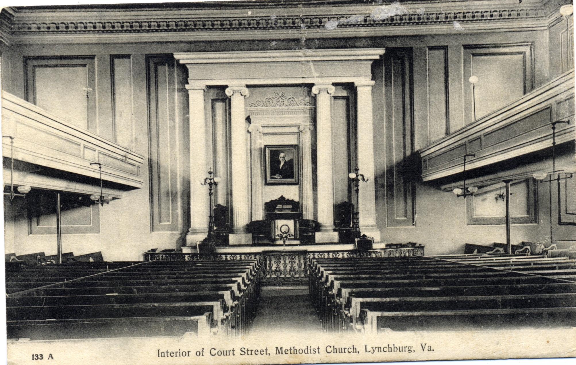 Court Street Methodist Church