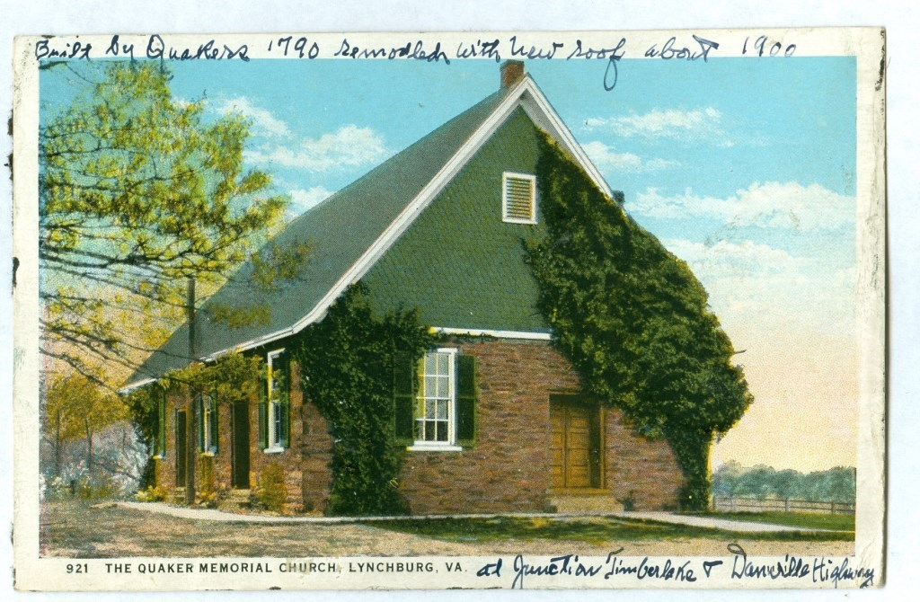 Quaker Memorial Church