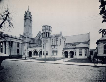 Former 1st Presbyterian Church