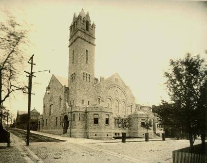 Court Street Methodist Church, 1903