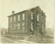 Jackson Street School, demolished in 1970
