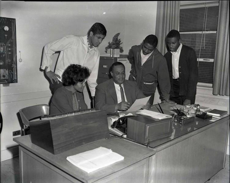 Seay at Dunbar, 1964