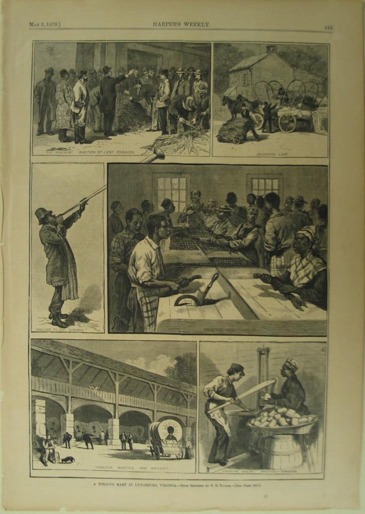 Harper's Weekly, 1879