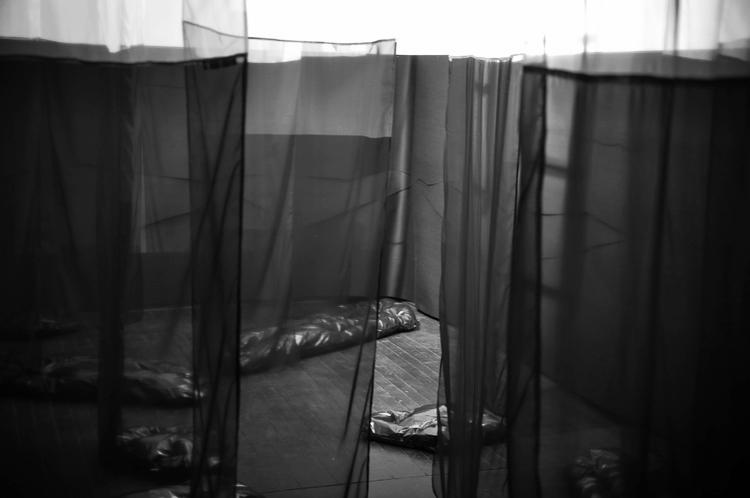'Koan Composites'  Installation detail