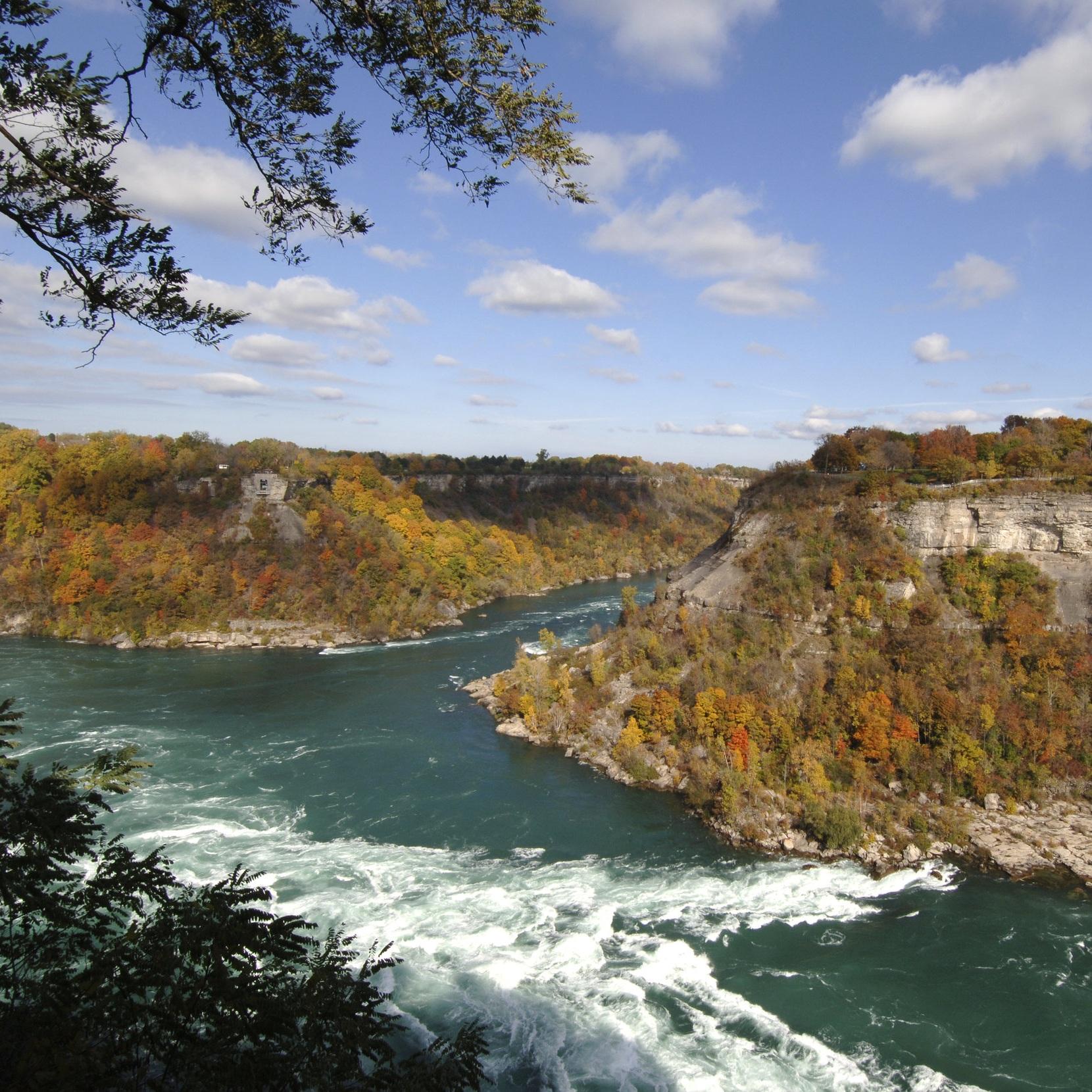 Niagara Escarpment -