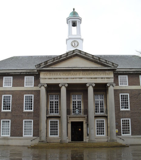 Worthing Town Hall