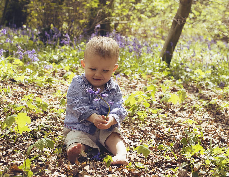 Children's location photography Sussex