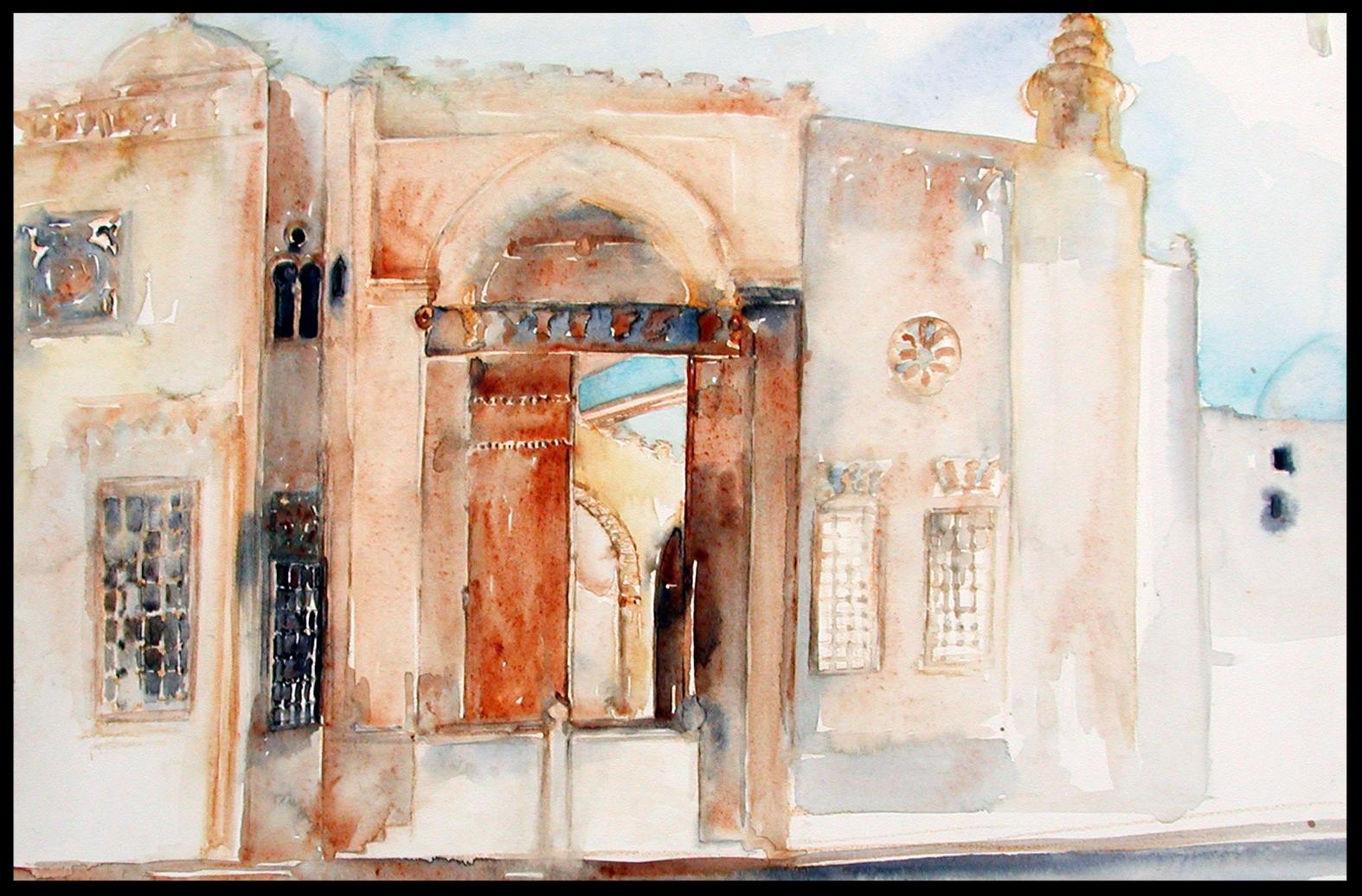 Old City Doorway