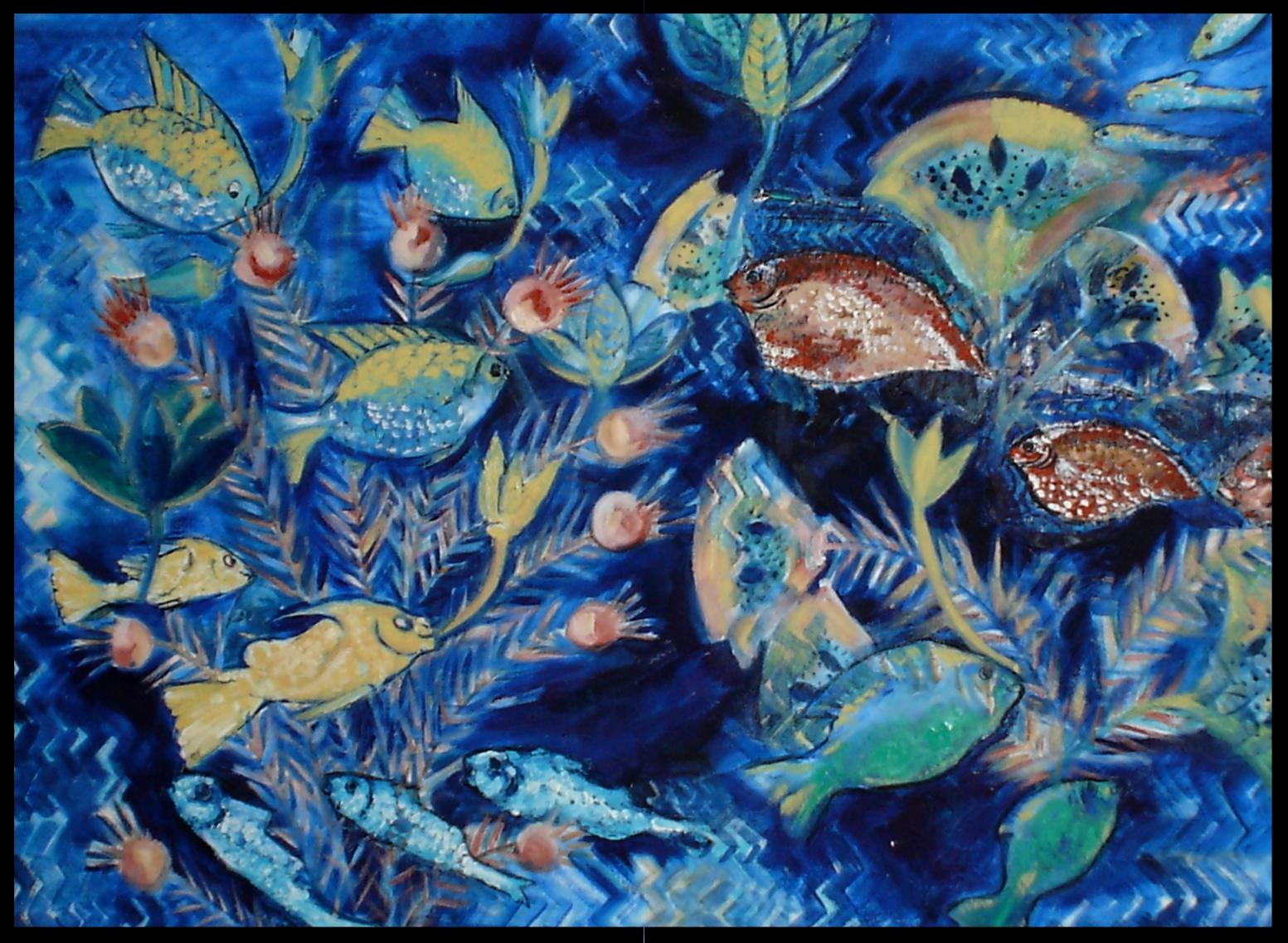 Fish In Reefs