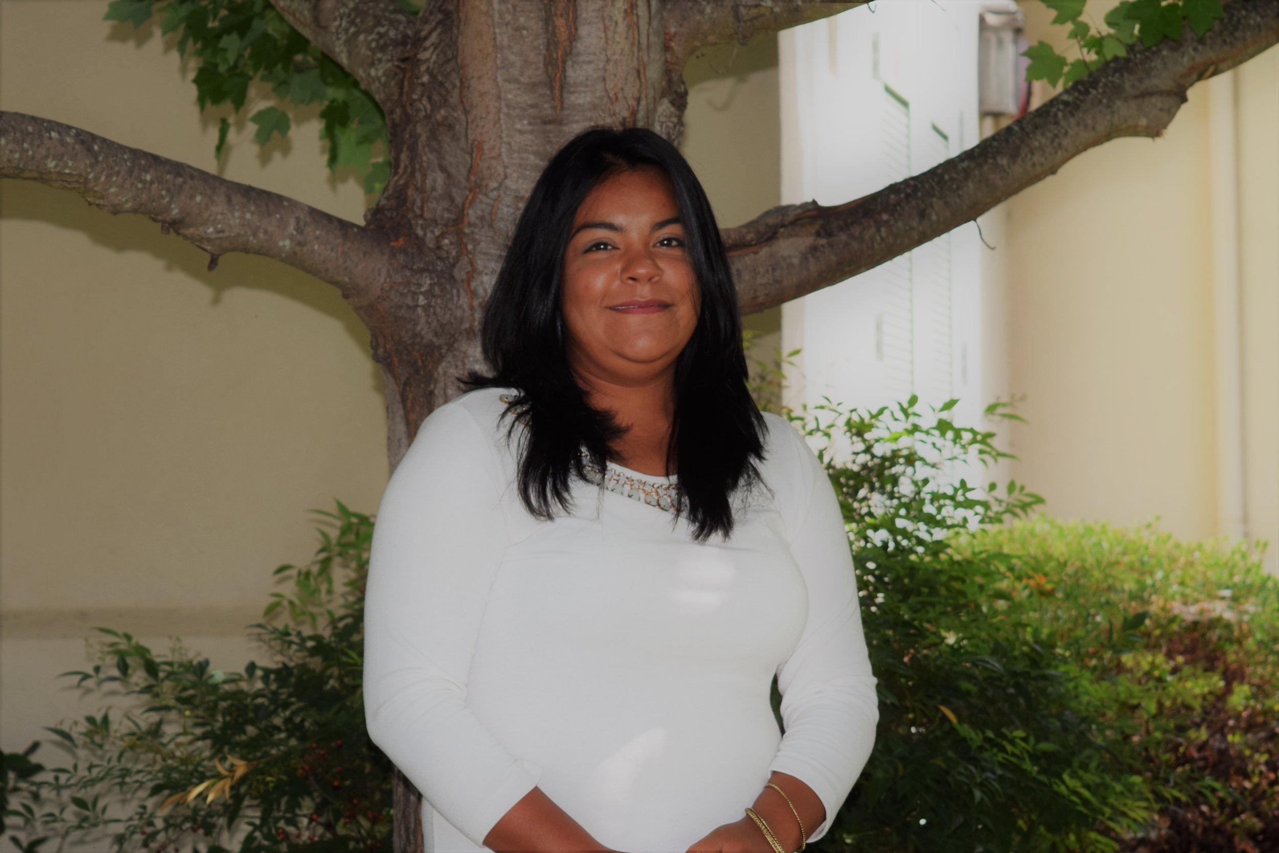 Elba Marquez: Coordinadora en la escuela Willow