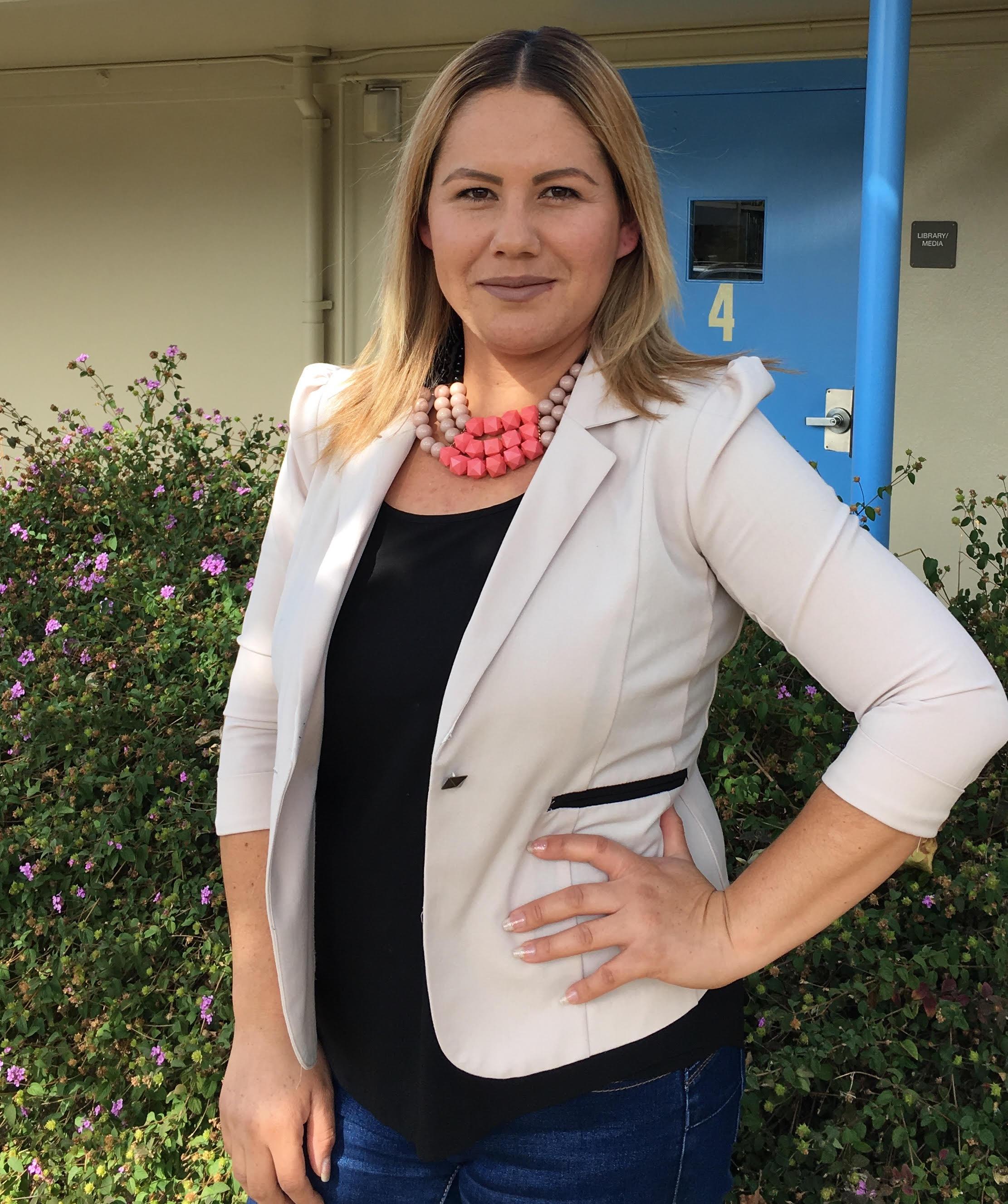 Carmen Martinez: Coordinadora en la escuela Phillips