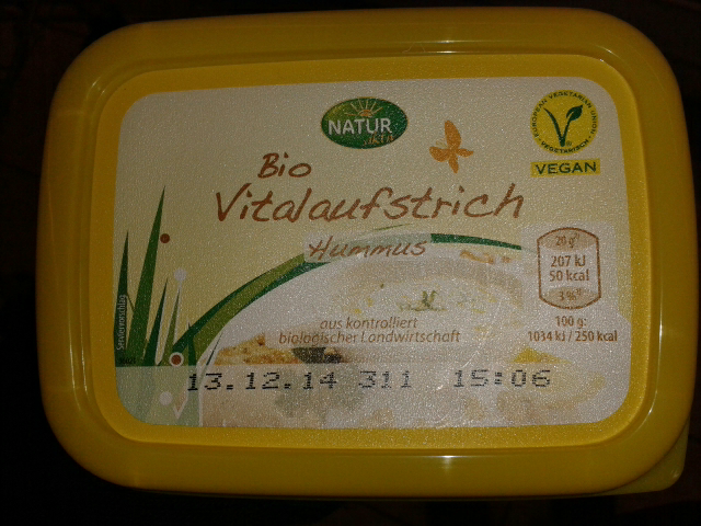 Hummus von Hofer