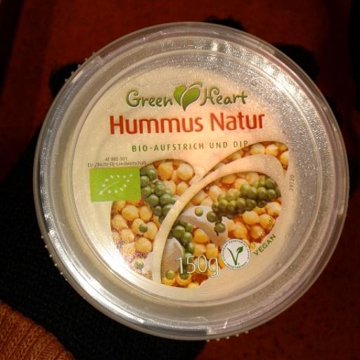 Hummus von Zielpunkt oderMerkur