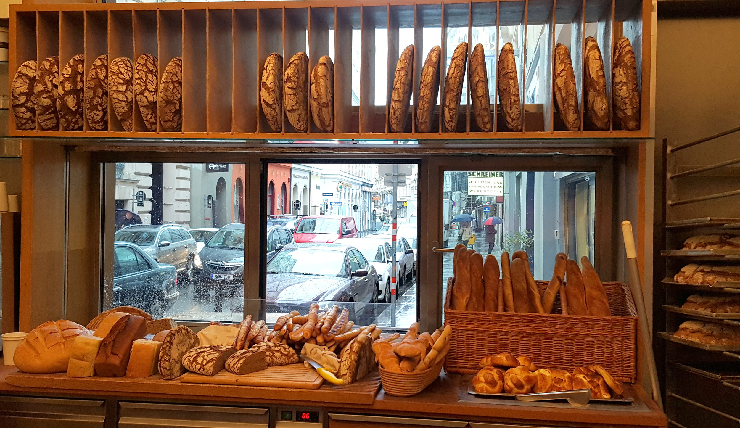 Wir lieben unser gutes österreichisches Brot.