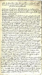 William Bradford 's transcription of the Mayflower Compact