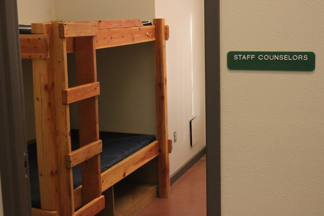 Staff Counselor Room