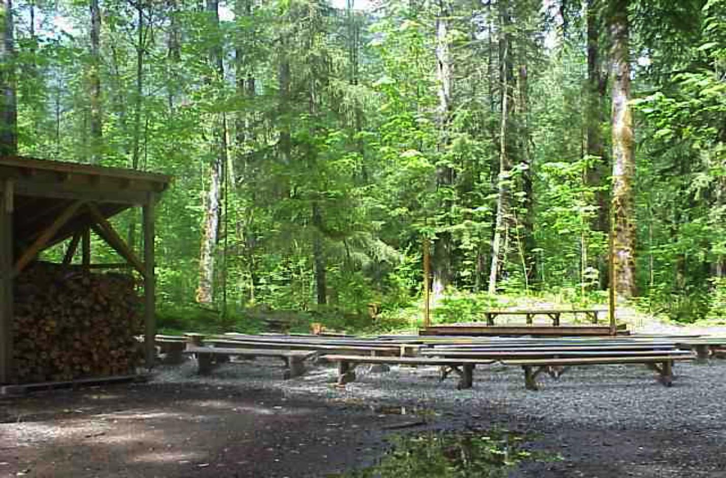 Bonfire Area