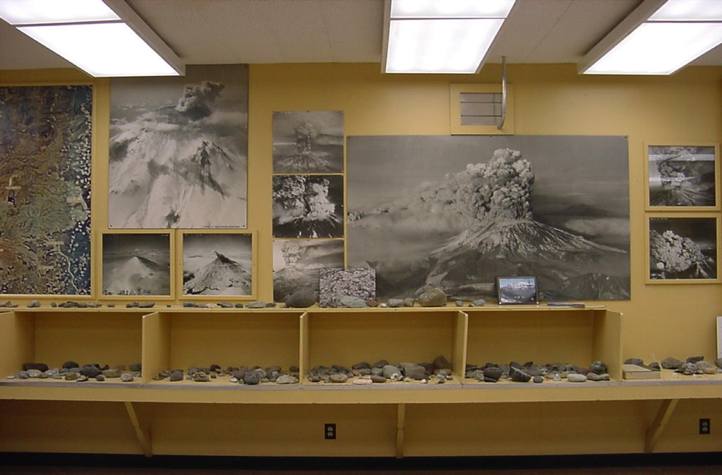 Mt. St. Helens Room