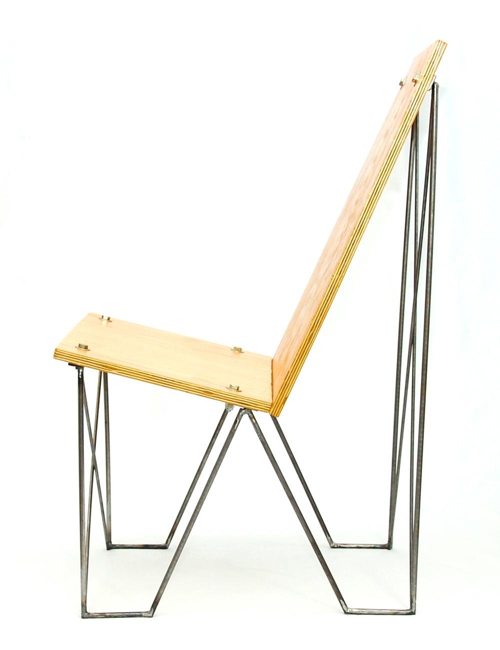 custom metal chair.JPG