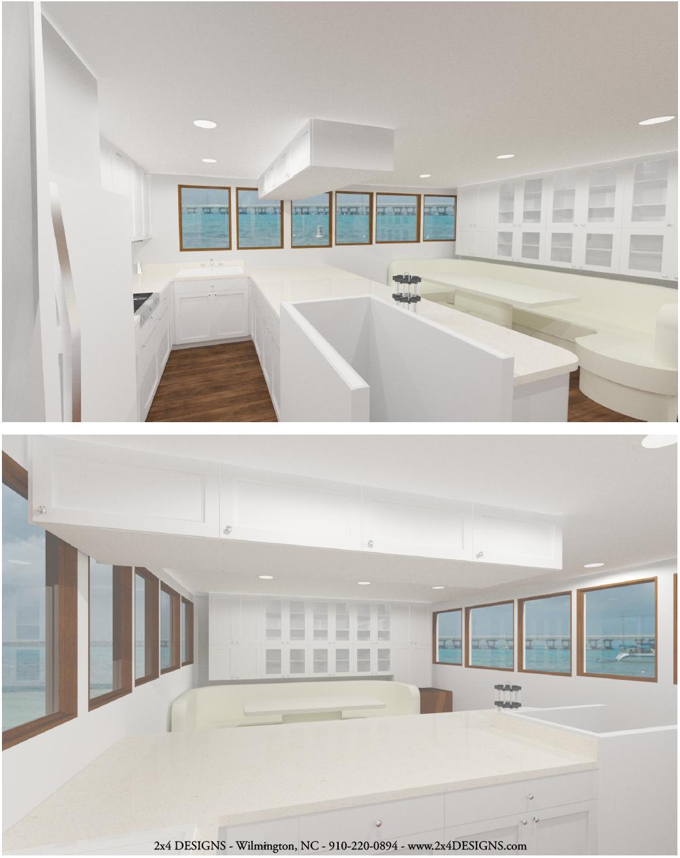 2x4 designs yacht design