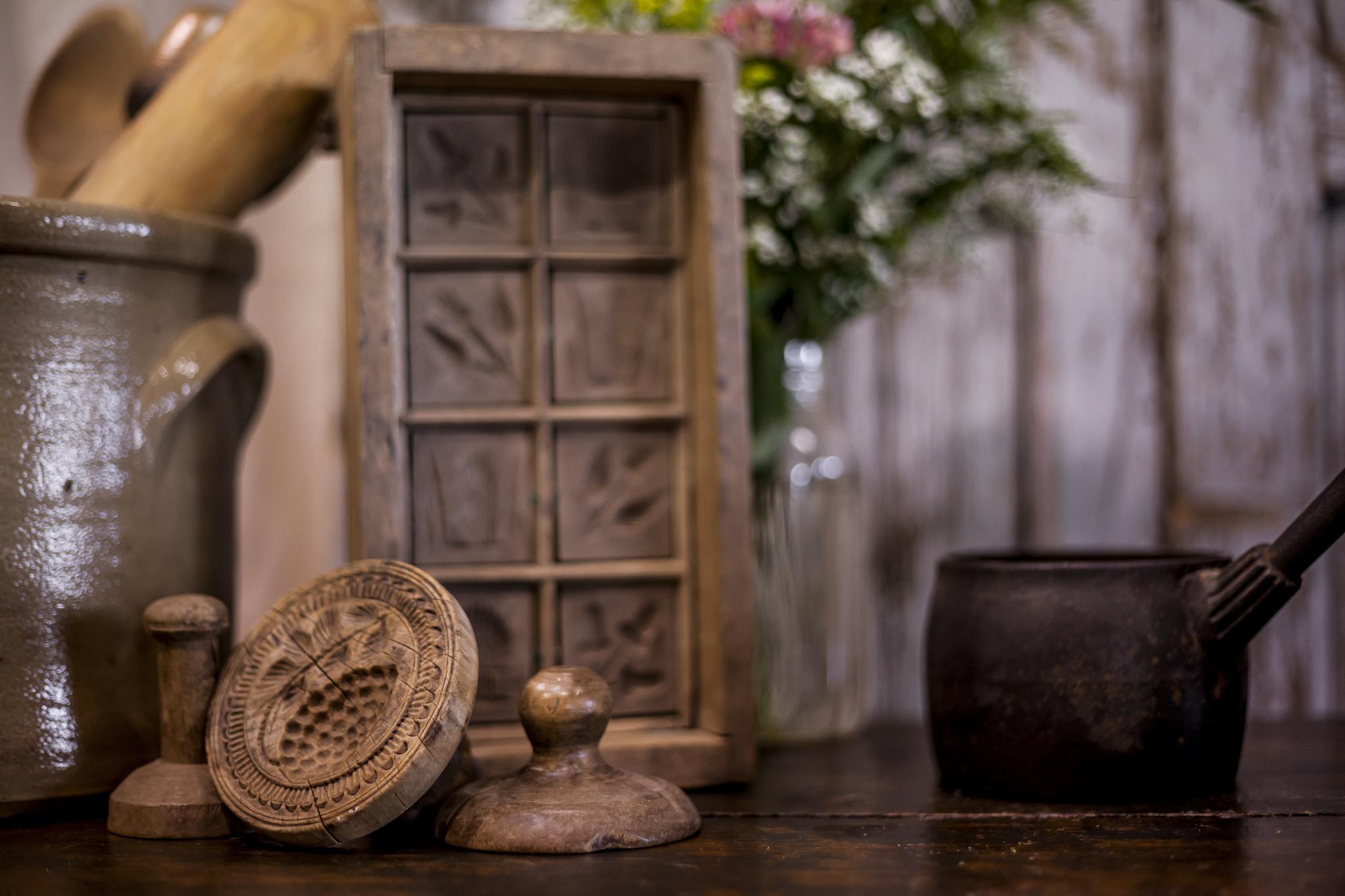 Antique and Unique Bric-a-brac Collections