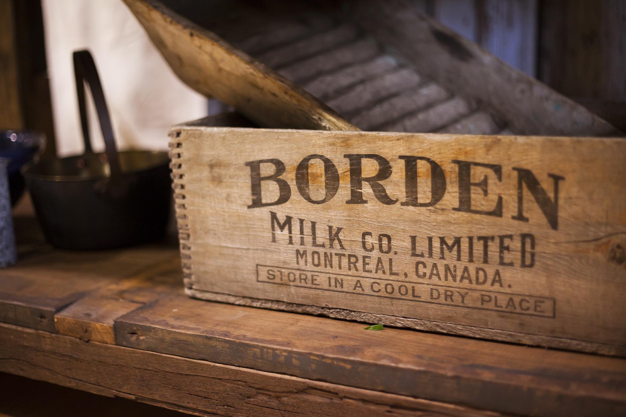 Rustic Western Storage Box