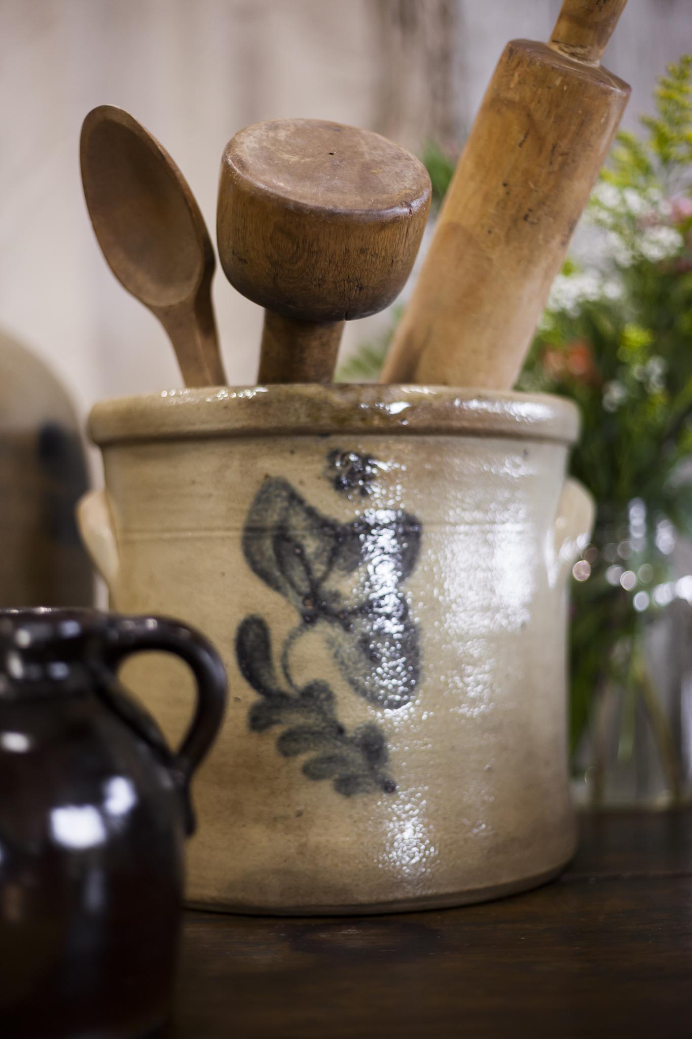 Authentic Antique Americana Western Kitchen Utensils