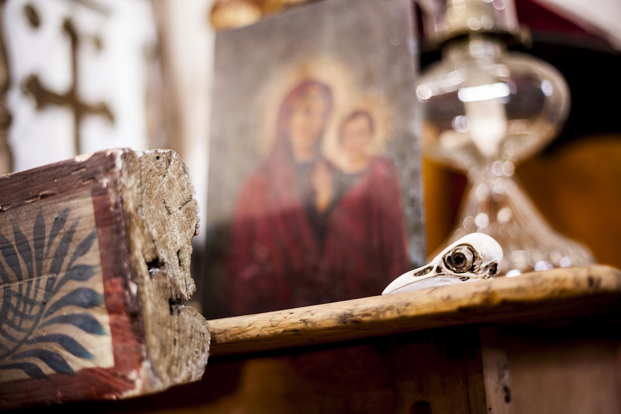 Religious Antique Art