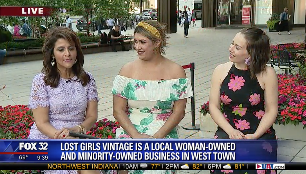 Lost Girls Vintage brings retro glamour to West Town