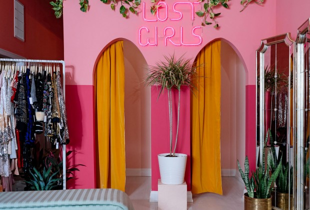 Lost Girls Vintage, Formerly Run From an RV, Opens in West Town
