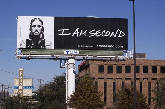 "I am Second Brian ""Head"" Welch Billboard"