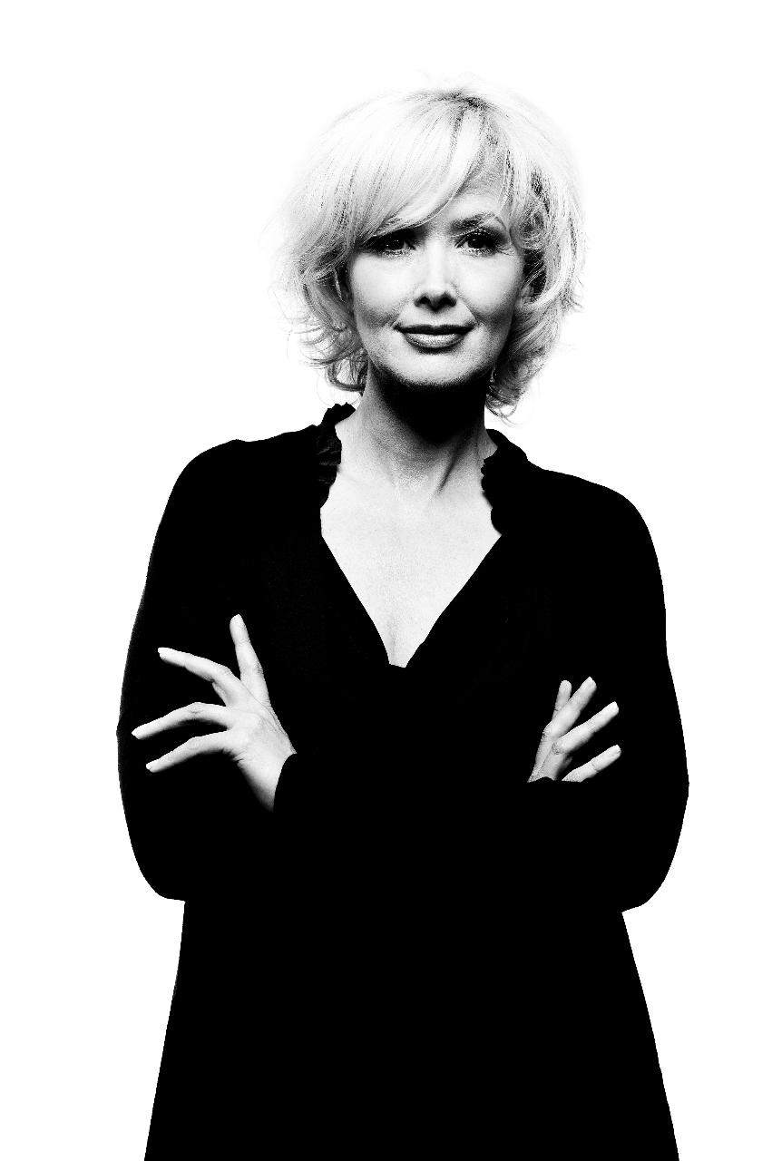 Actress Janine Turner