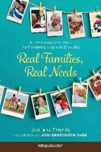 Real Families, Real Needs book cover