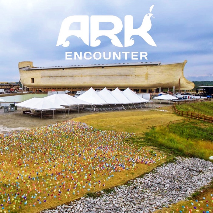 Ark Encounter Opening