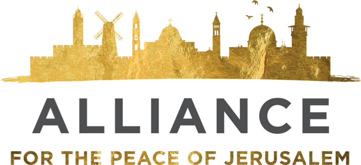 Alliance for the Peace of Jerusalem Logo