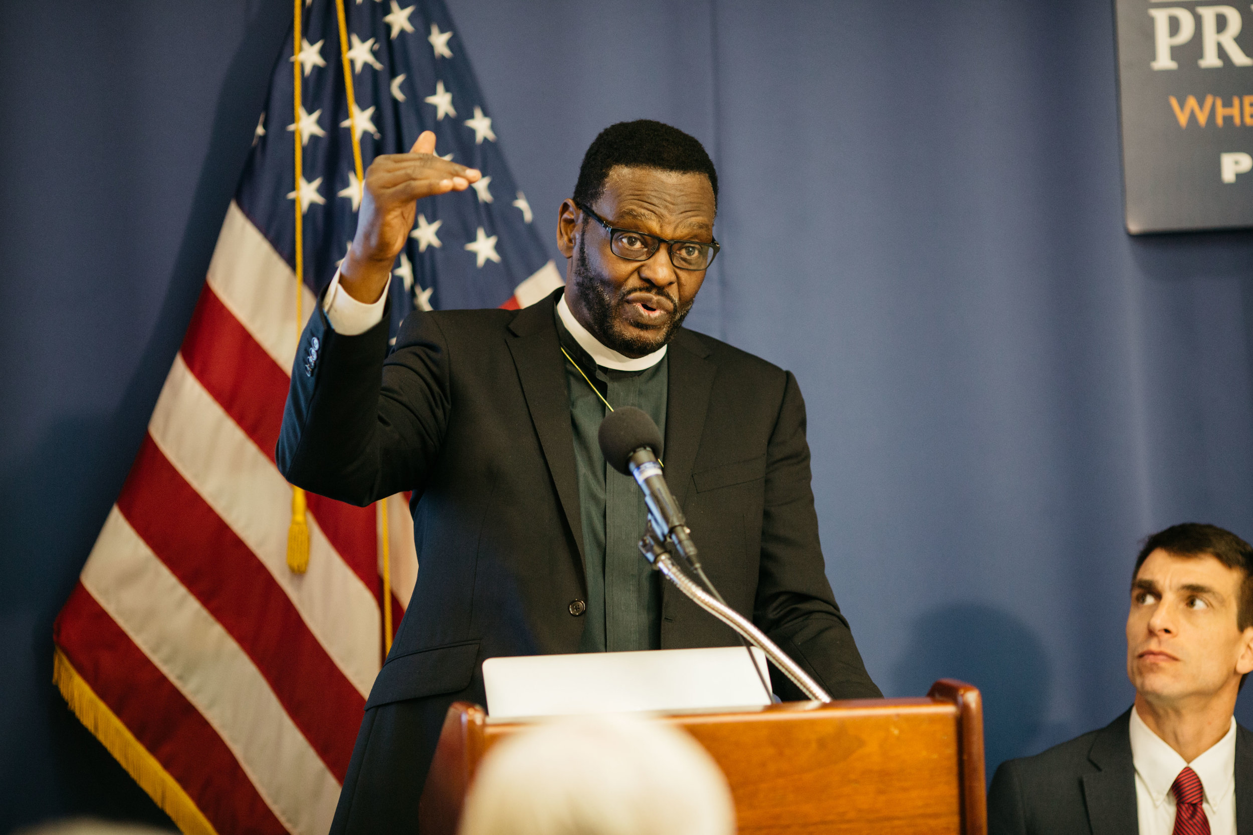 Bishop Harry Jackson provides thoughts on behalf of the African American community on the findings of the Evangelicals and Israel study conducted by LifeWay Research and sponsored by Chosen People Ministries and New York Times bestselling author Joel C. Rosenberg.