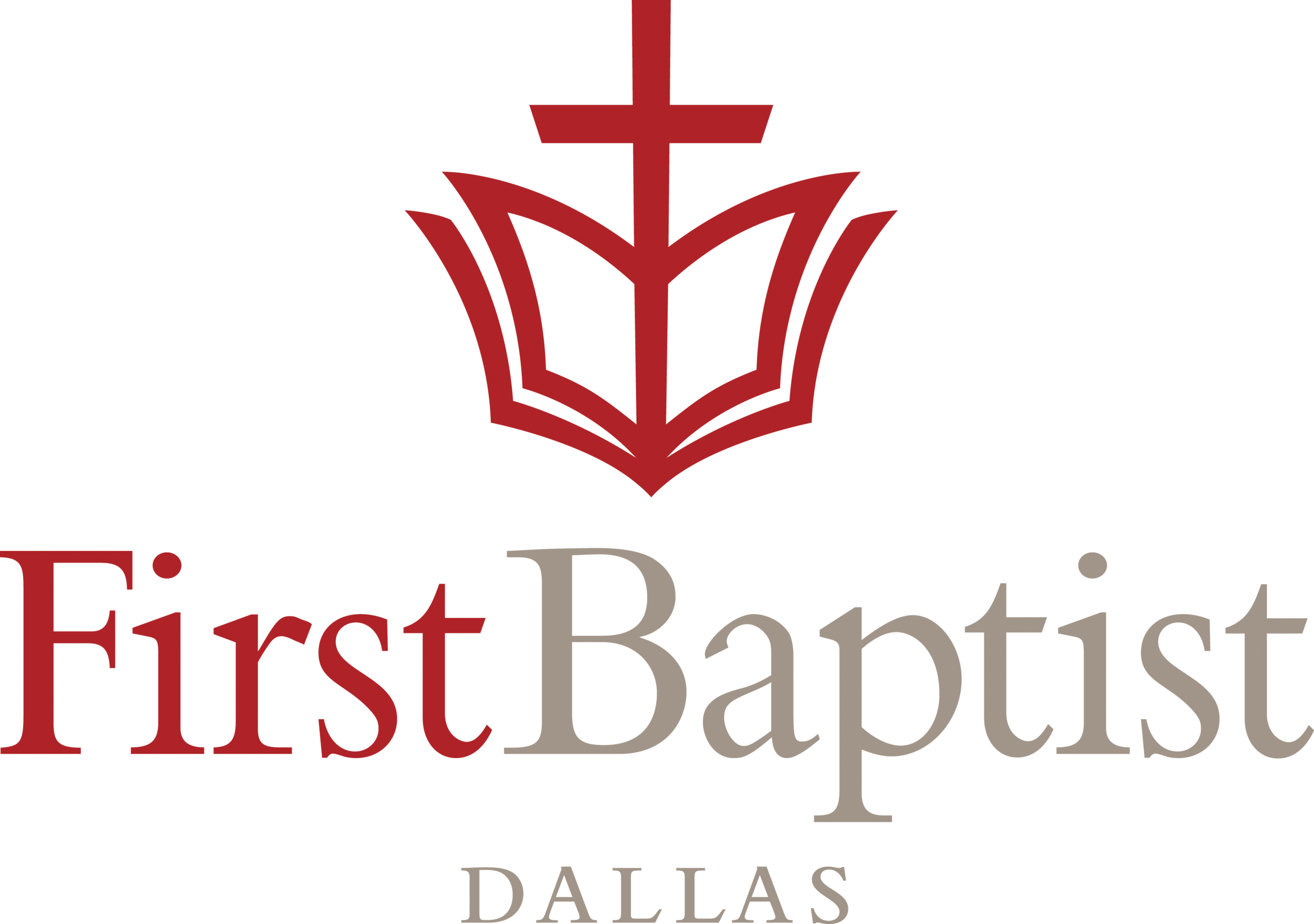 First Baptist Dallas Logo