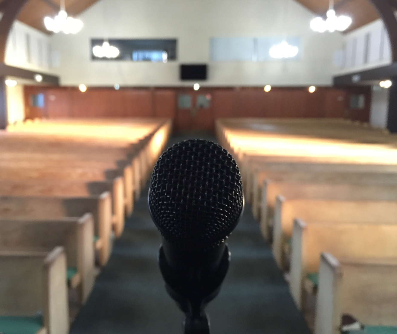 We want you to   Share Your Testimony    Click Here