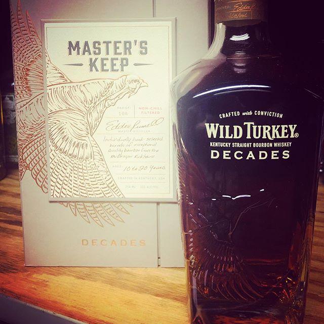Friday sipper #palominobar #whiskey #wildturkey