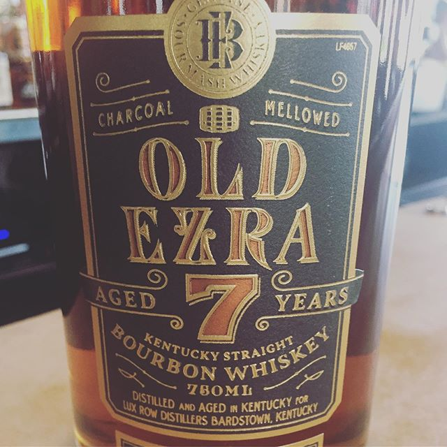 This special treat just in. Only a few cases made it into Wisconsin. So make it your #weekend sipper. #oldezra #whiskeybar #bourbon #downthehatch #palominobar