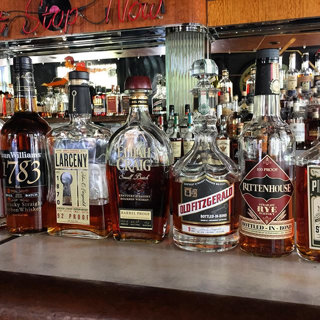 Next Whiskey Session - Wednesday, June 19 - we are talking whiskey versatility and tasting the lovely whiskeys of #heavenhilldistillery. Tickets for sale through our website. $20 #palominobar #whiskeybar #dontstopnow