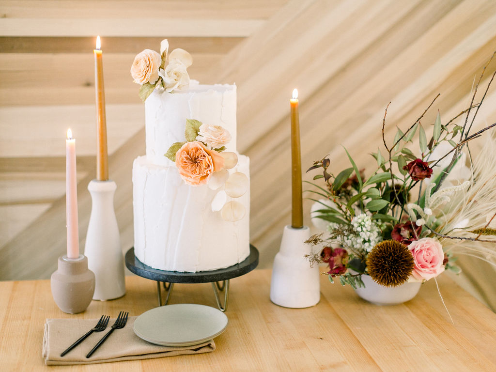 Top Northern California Wedding Florist Ash + Oak