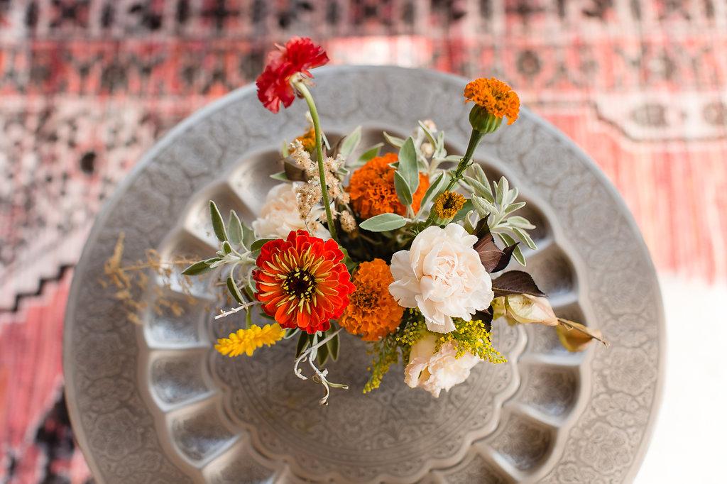 Northern California Wedding Florist Ash + Oak