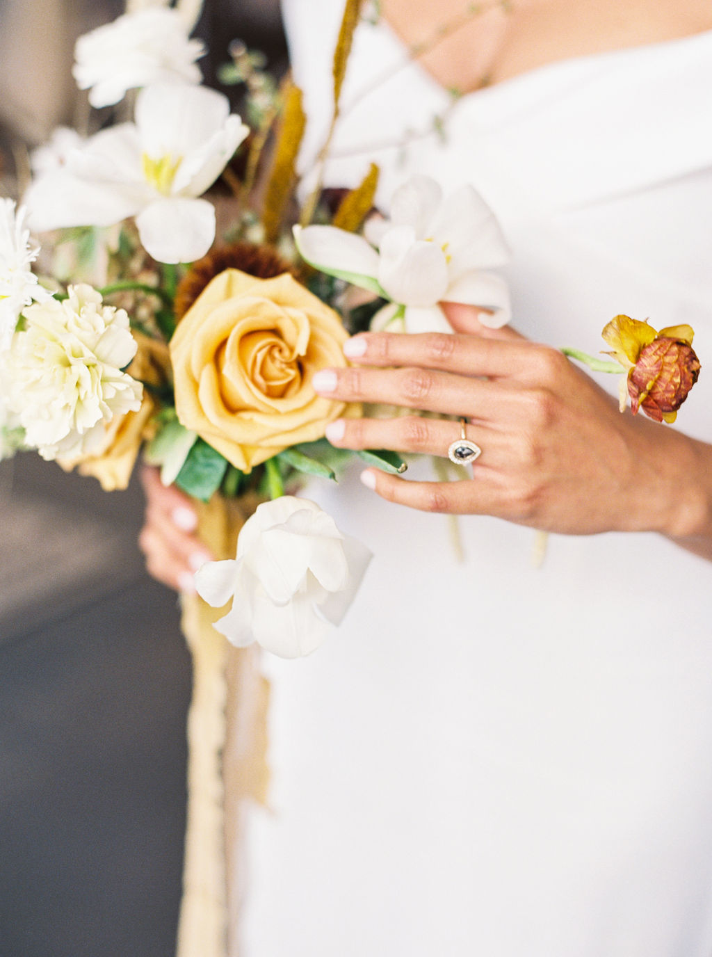 San Francisco Top wedding florist ASH + OAK