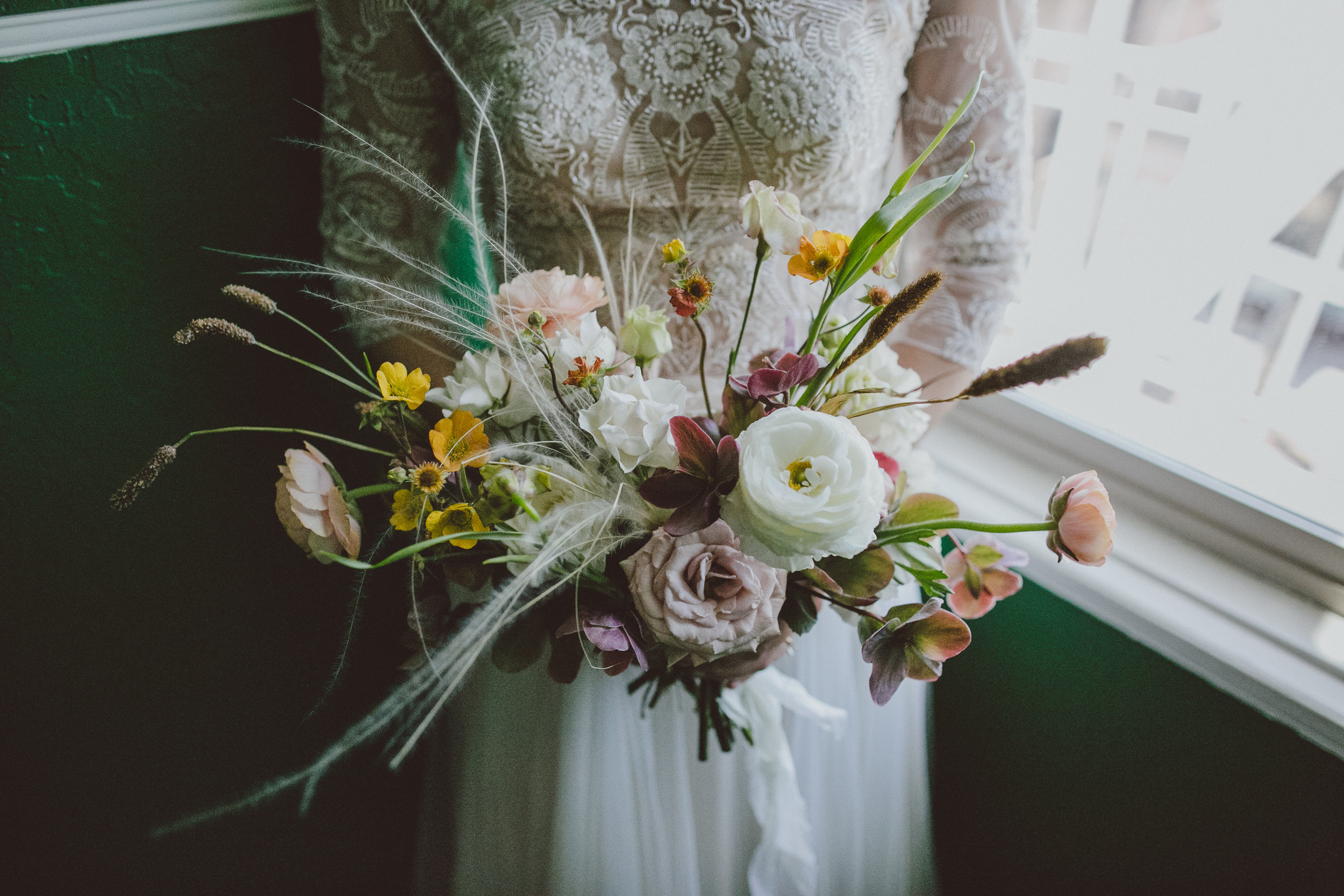 Top Northern California Wedding and Event Florist Ash + Oak