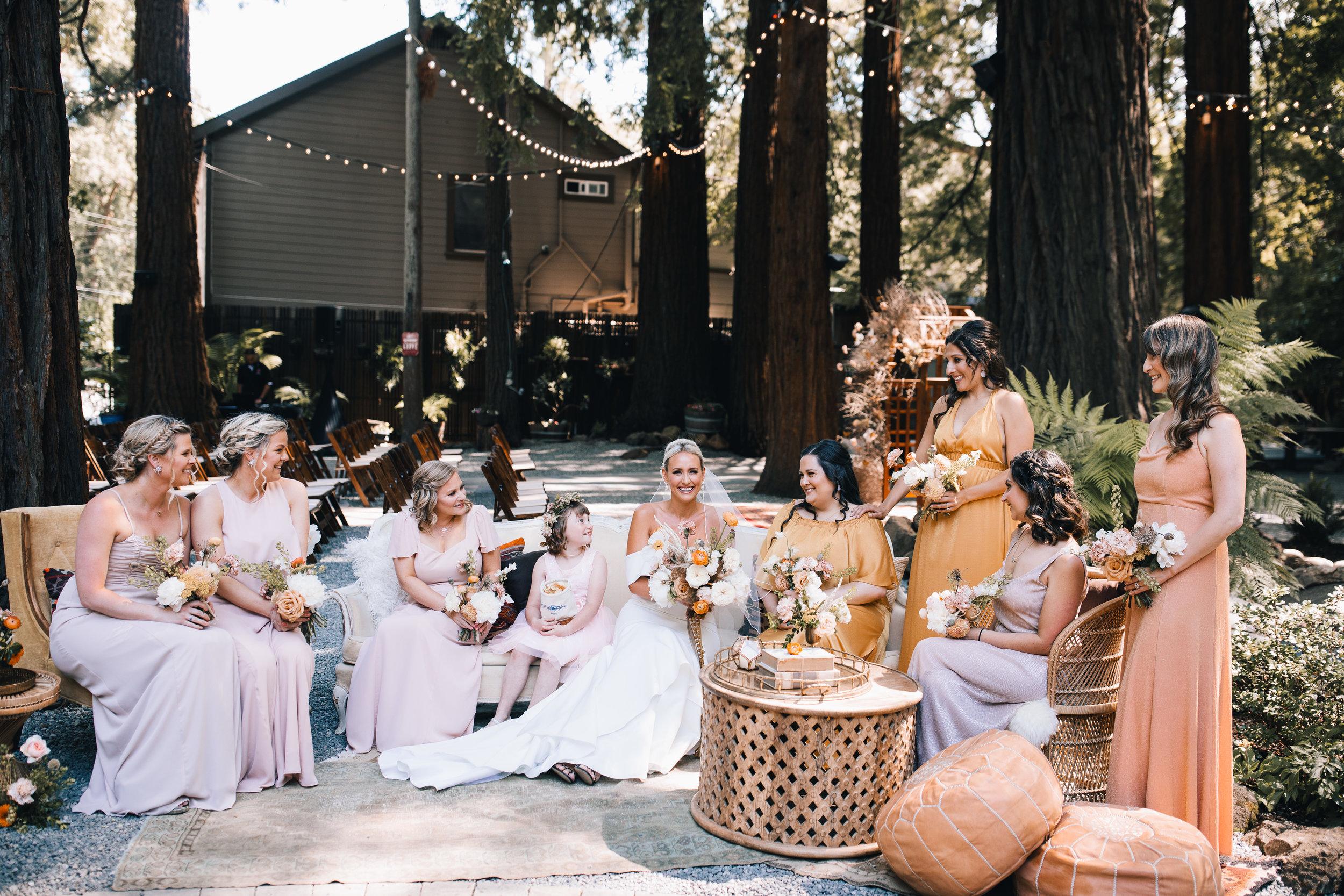 Top Northern California Wedding and Event Florist Ash + Oak
