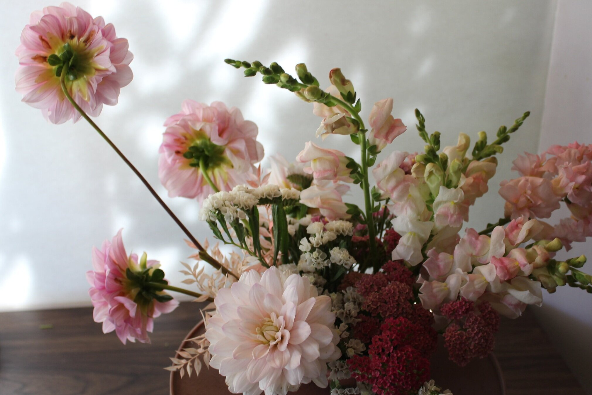 Tips to save money on your wedding flowers by Ash + Oak