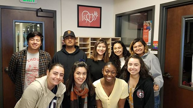 9 2019 MICAH Summer Fellows from SMC (pictured here) will join 9 MICAH Summer Fellows from USD in less than a week.  #micahfellows #usd #smc #omgsmc #dojustice #lovemercy #walkhumbly