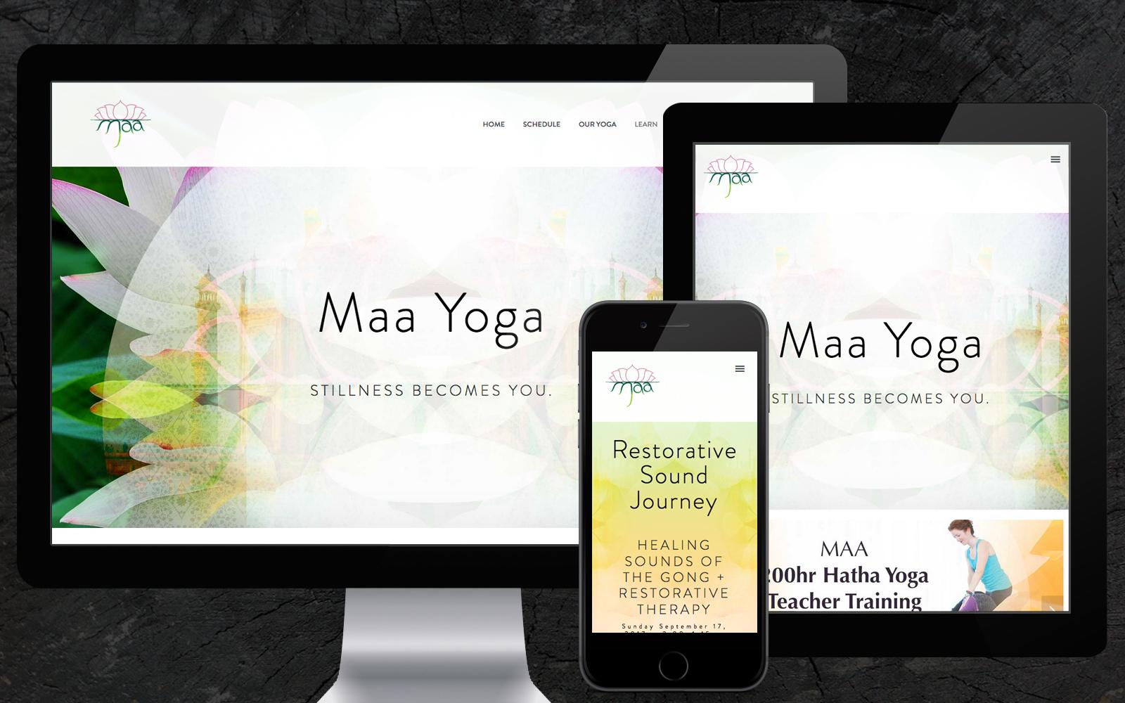 MaaYoga.com 2017